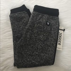 NEW wTag-Southpole Black Jogger Sweatpants S(4)